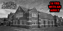 Charles Young Centre south shields ghost hunts