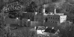 Jedburgh Castle Jail and Museum ghost hunts