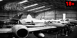 North East Aircraft Museum (Sunderland) ghost hunts